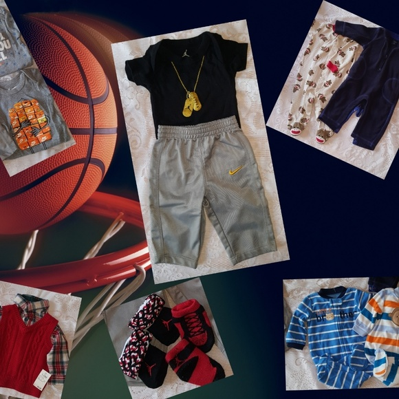 nike & more Other - Micheal jordan infant bundle